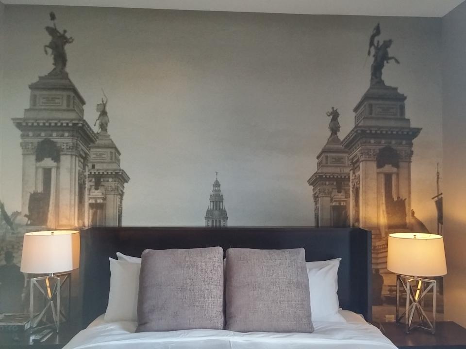 Hotel Lafayette suites Buffalo
